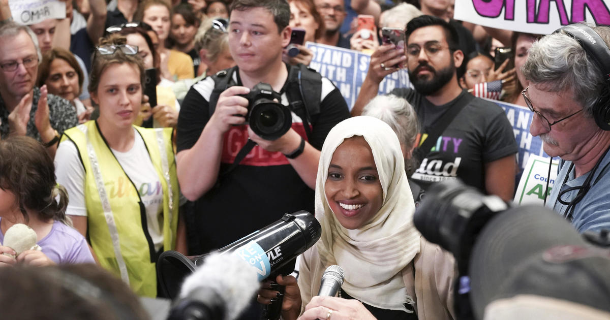Ilhan Omar town hall: Watch video as Rep  Omar holds town
