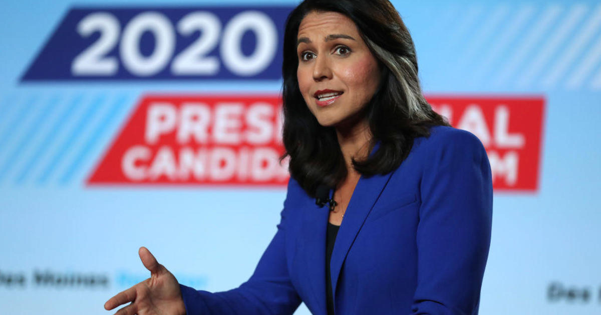 Tulsi Gabbard calls for Puerto Rican governor's resignation