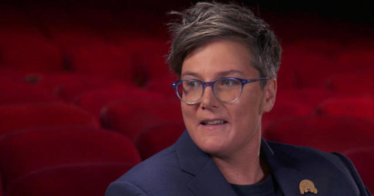 Hannah Gadsby on comedy and tragedy