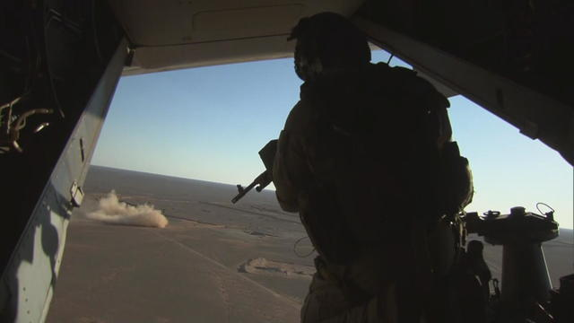 The fight against ISIS - CBS News