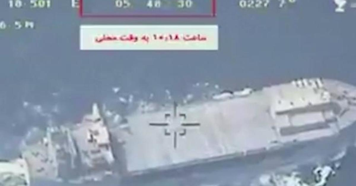 U.S. may have downed more than one Iranian drone