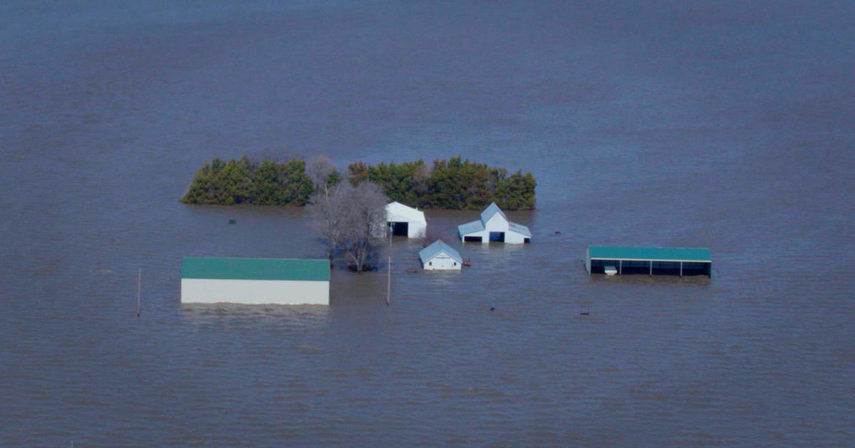 """""""I'm not a climate change guy, but..."""": Farmers reckon with new reality in the heartland"""