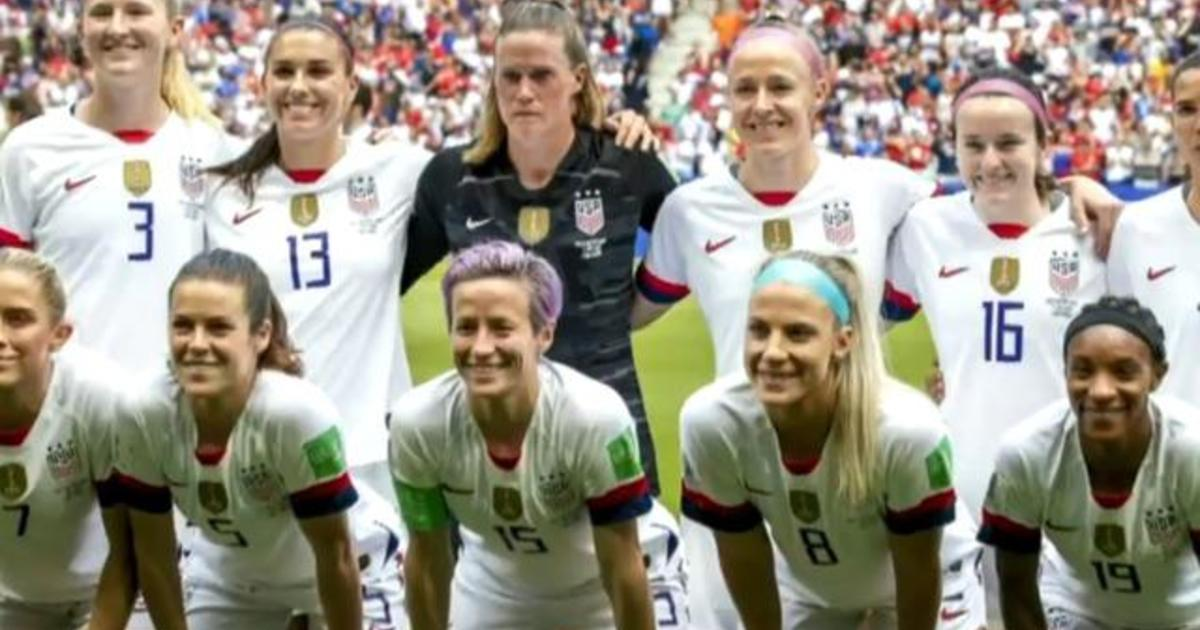 19f1989c U.S. Soccer says women's team was paid more than men