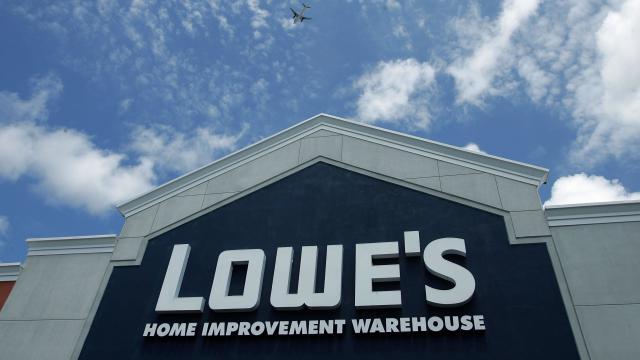 Lowes Q1 Profit Rises 44 Percent