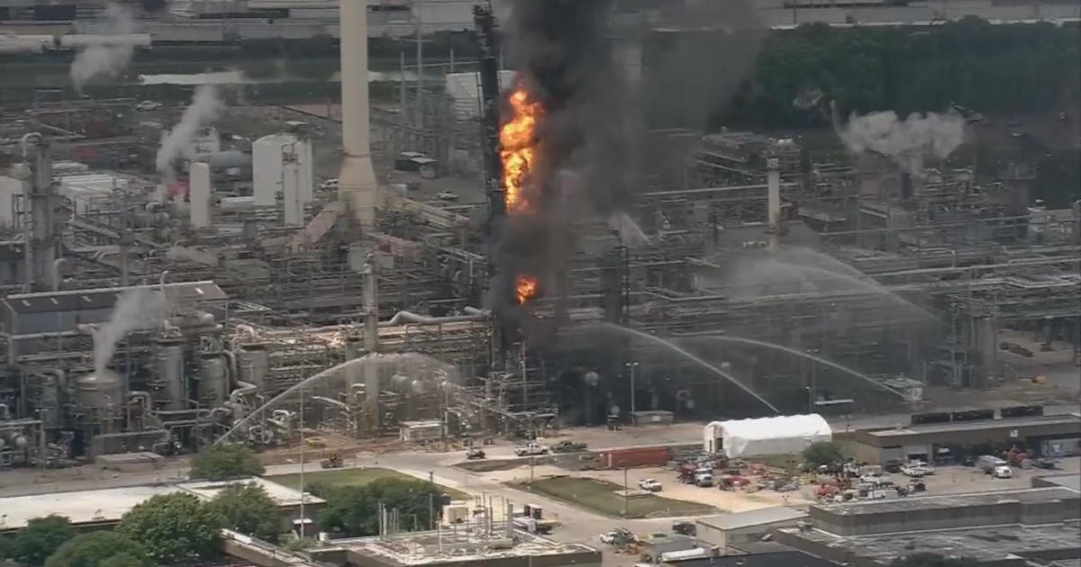 ExxonMobil fire: Burned contractor suing over injuries from