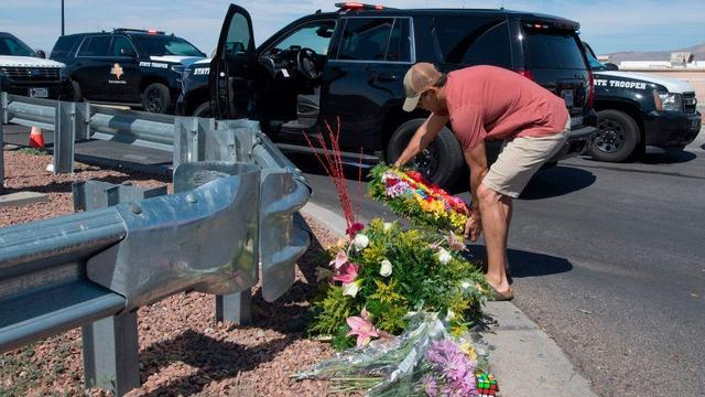 US-CRIME-SHOOTING-EL PASO