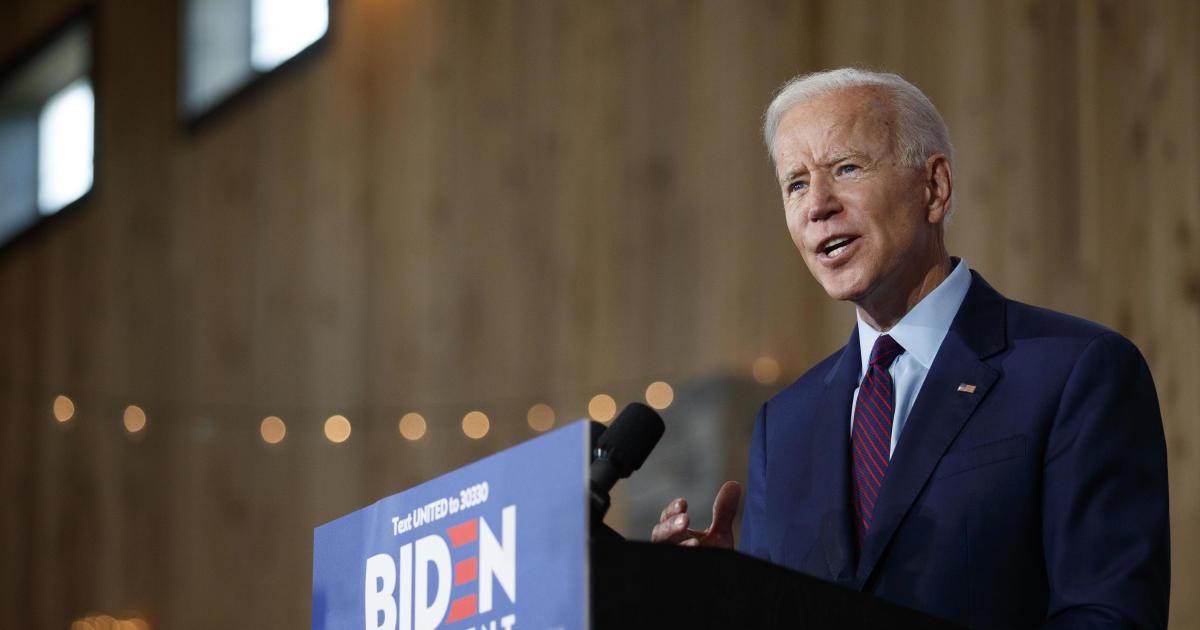 Biden secures endorsements ahead of New Hampshire stop