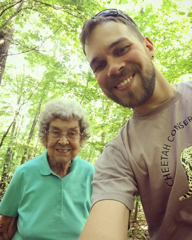 Grandma Joy's Road Trip: This grandmother from Ohio had never seen the ocean or mountains. So, her grandson is taking her to all 61 U.S. National Parks.