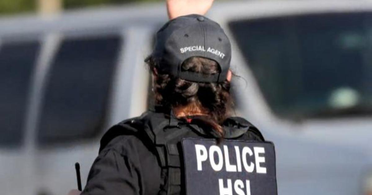Massive immigration raids at agricultural processing plants in Mississippi