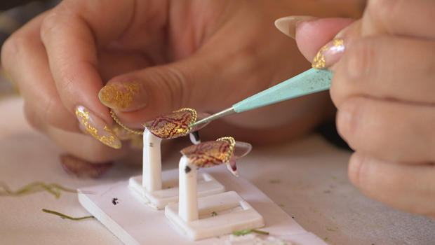 Nail art: A hands-on introduction to fabulous style - CBS News