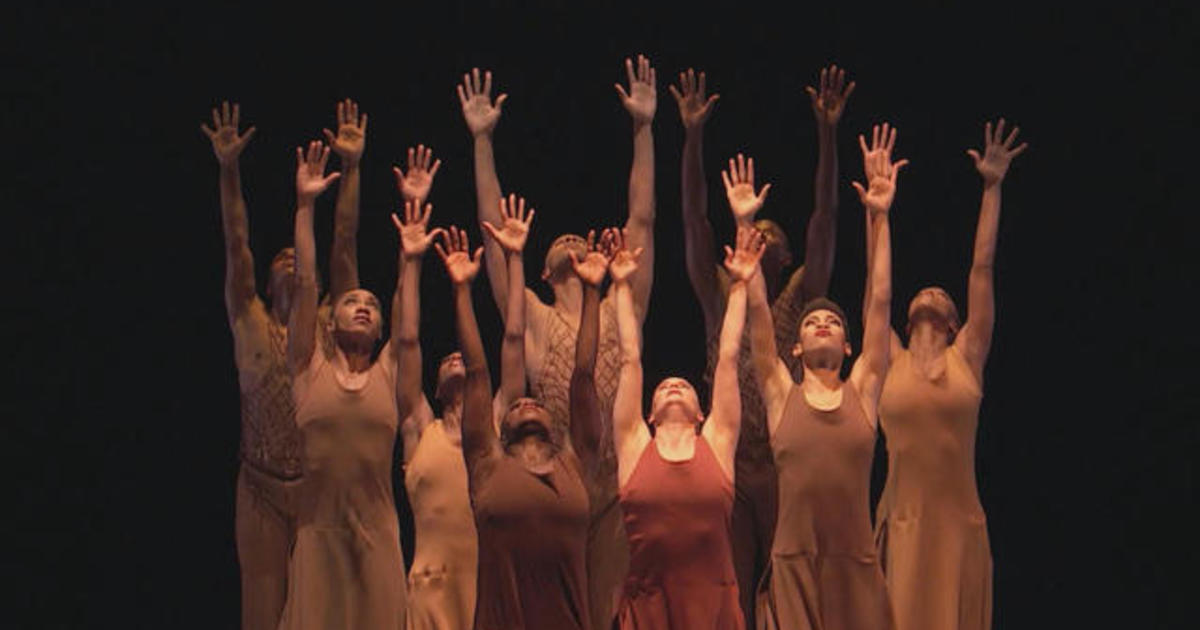 The Alvin Ailey American Dance Theater at 60