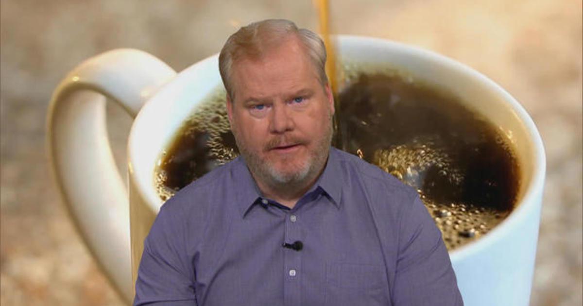 Jim Gaffigan: Decaf coffee is un-American