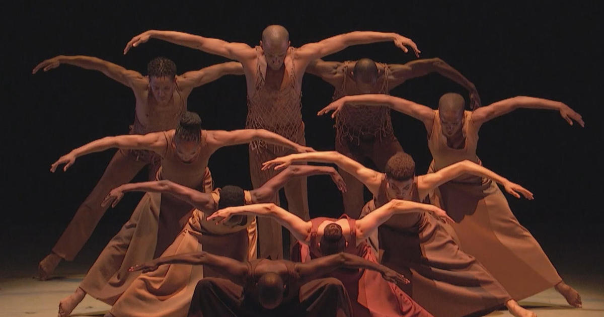 Alvin Ailey American Dance Theater at 60