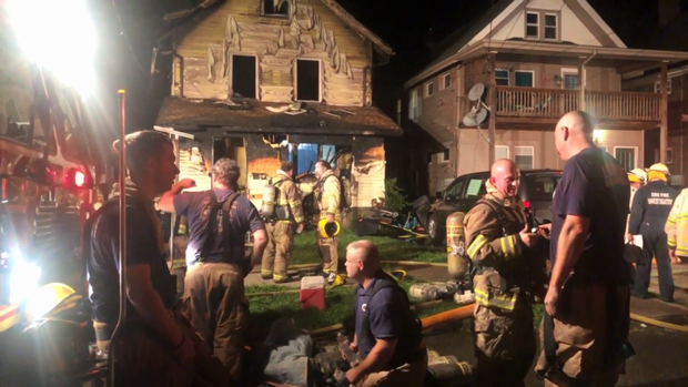 Five children killed, mother hurt in overnight house fire in Pennsylvania