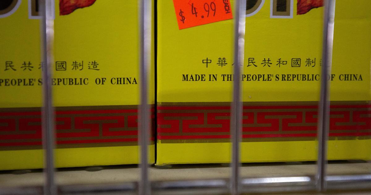 5 U S  industries hit hardest by Trump's latest China