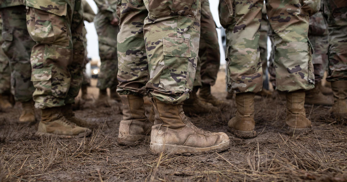 Feres Doctrine: Soldier with cancer fights to change law shielding military from malpractice suits