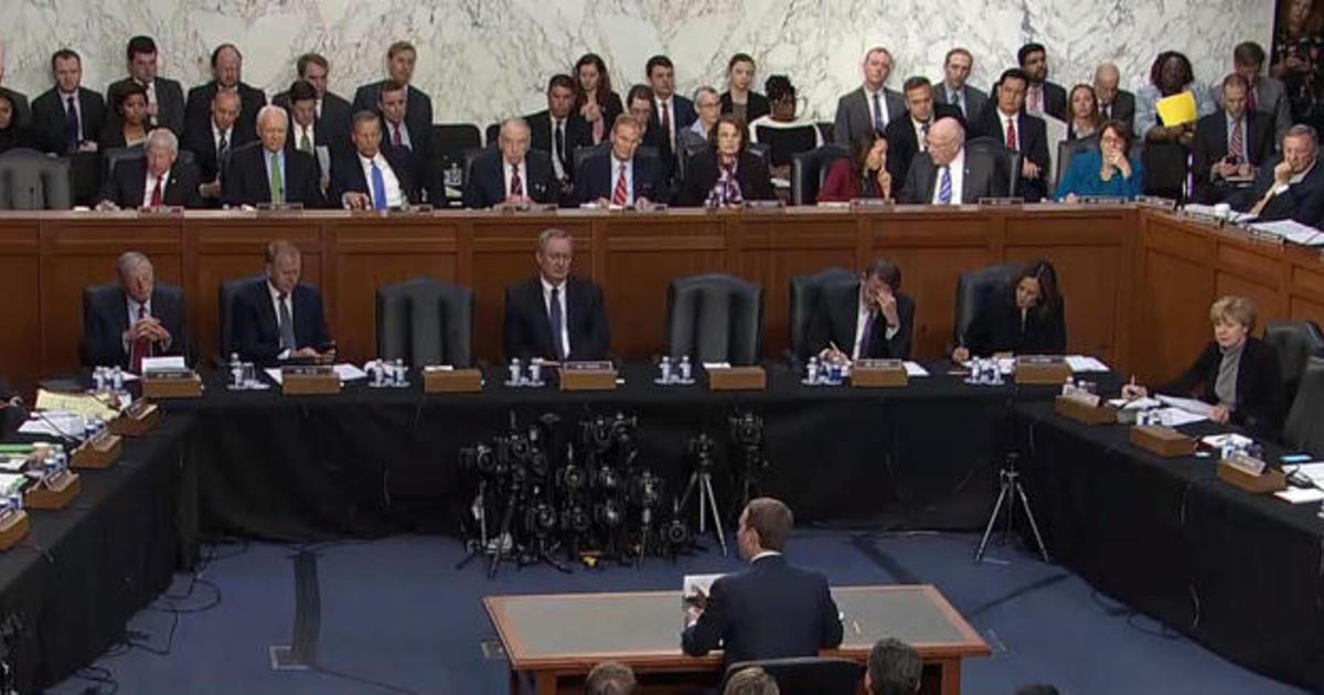 U.S. congressman joins international Facebook investigation