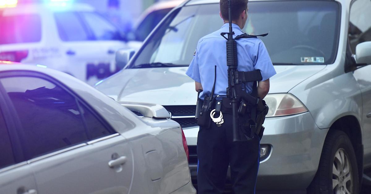 5 injured in Philadelphia shooting one day after violent standoff