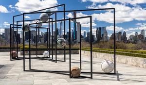ParaPivot: The Met's Roof Garden hosts the planets