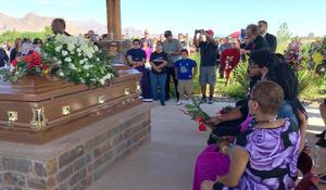 Last El Paso shooting victim was buried in Texas