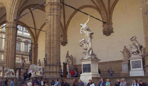 Treasures of Florence's Uffizi museum
