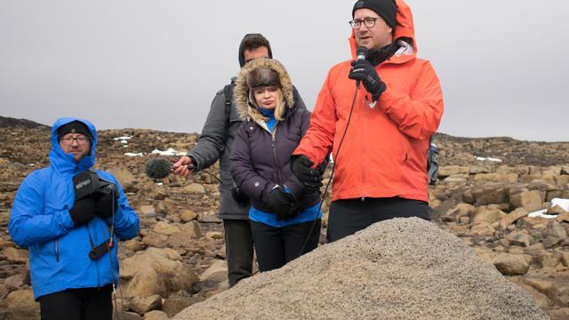 ICELAND-ENVIRONMENT-CLIMATE-NATURE-GLACIER