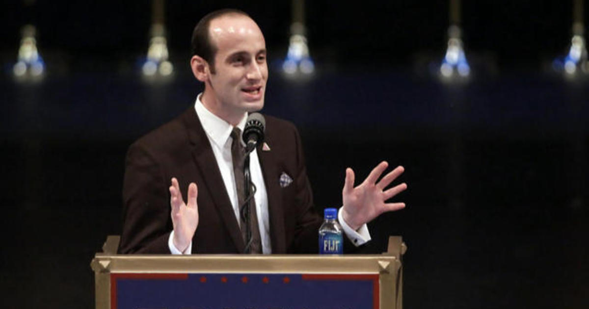 Reports detail Stephen Miller's role in Trump's tough immigration policies