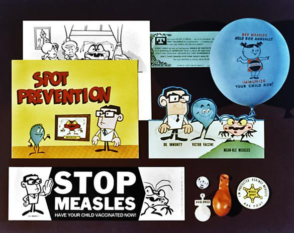 35 facts about the measles vaccine
