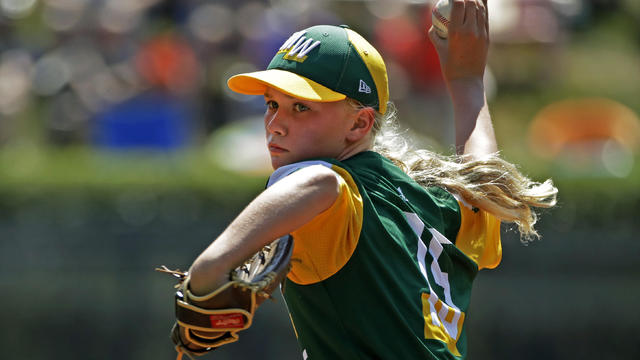 LLWS Minnesota Virginia Baseball