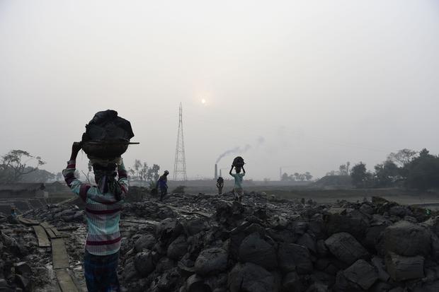 BANGLADESH-ENVIRONMENT-LABOUR