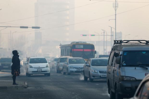 DOUNIAMAG-MONGOLIA-ASIA-CLIMATE-POLLUTION-HEALTH-CHILDREN