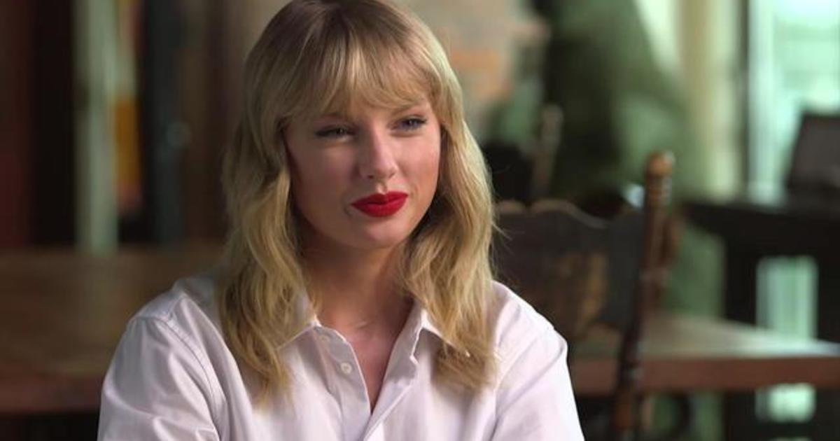 Taylor Swift on the fate of her back catalog