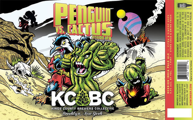penguin-vs-cactus-label-artwork-kings-county-brewers-collective-620.jpg
