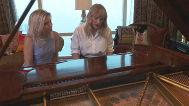 Taylor Swift On Lover And Haters The Music Superstar Opens Up About Songwriting Family Critics And The Sale Of Her Back Catalog Cbs News