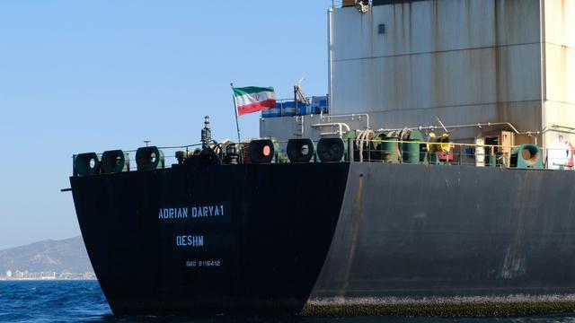 TOPSHOT-SPAIN-GIBRALTAR-BRITAIN-IRAN-US-OIL-DIPLOMACY