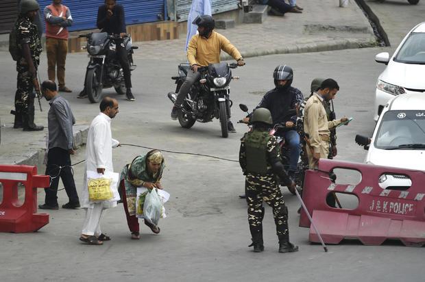 INDIA-PAKISTAN-KASHMIR-UNREST