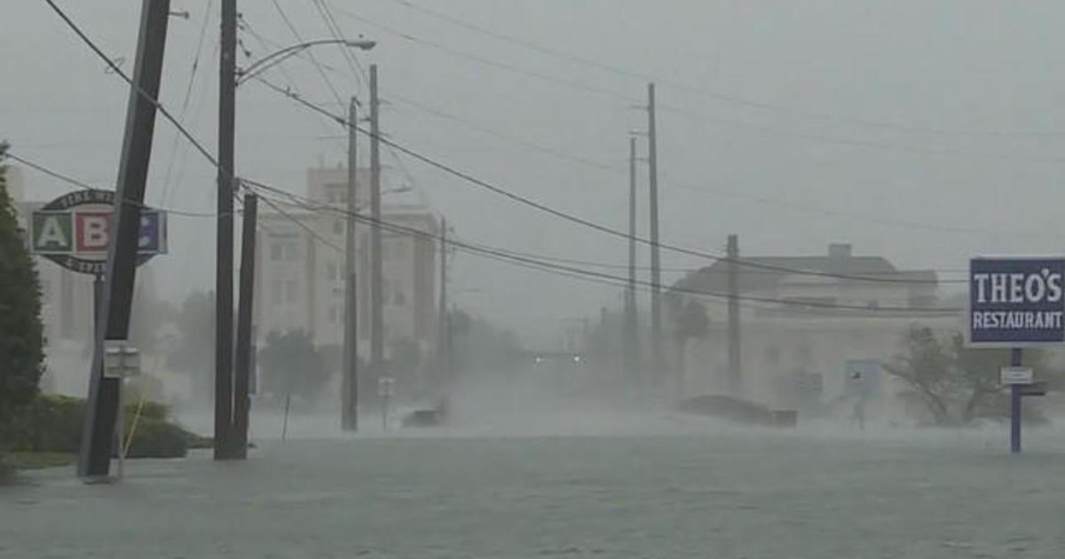 Florida residents brace for Hurricane Dorian