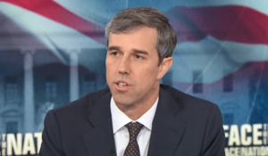 "Beto O'Rourke on ""Face the Nation"""