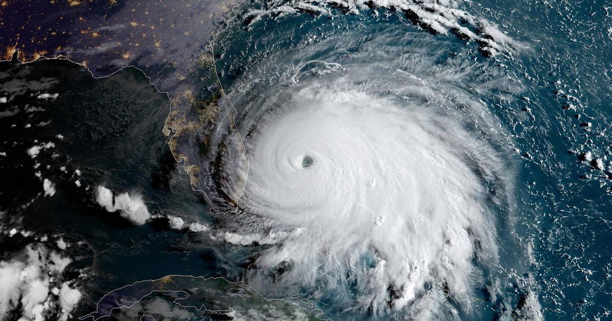Hurricane Dorian pummels Bahamas as monster Category 5 storm