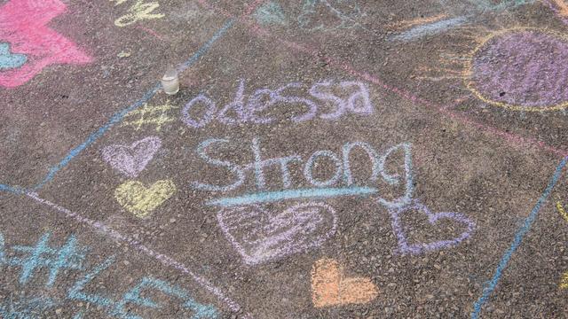 Odessa, Texas, mass shooting