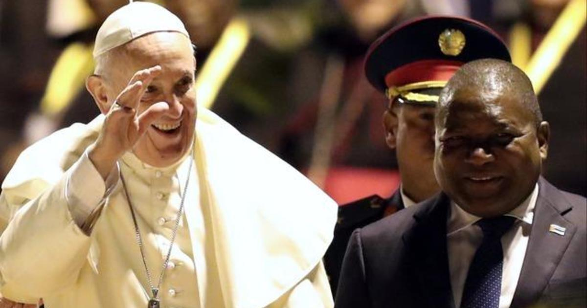 Pope Francis Kicks Off Week-long Trip To Africa