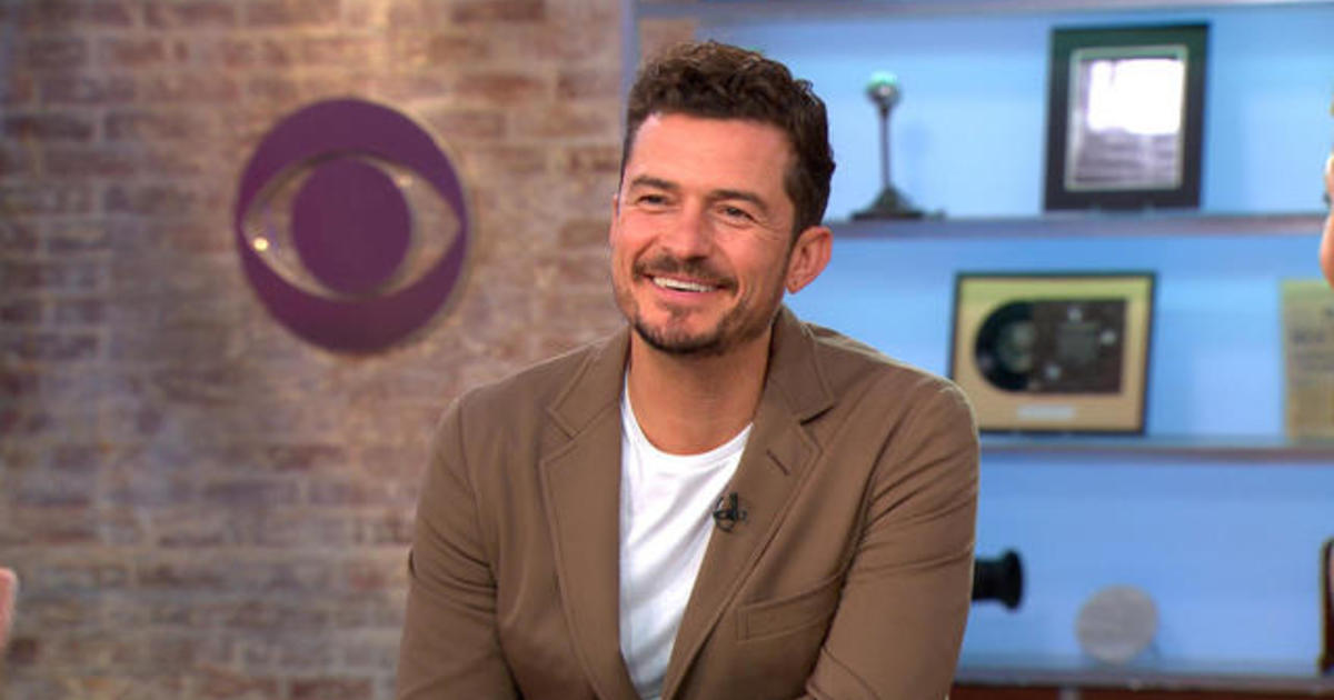 """Orlando Bloom on how his new show """"Carnival Row"""" comments on the refugee crisis"""