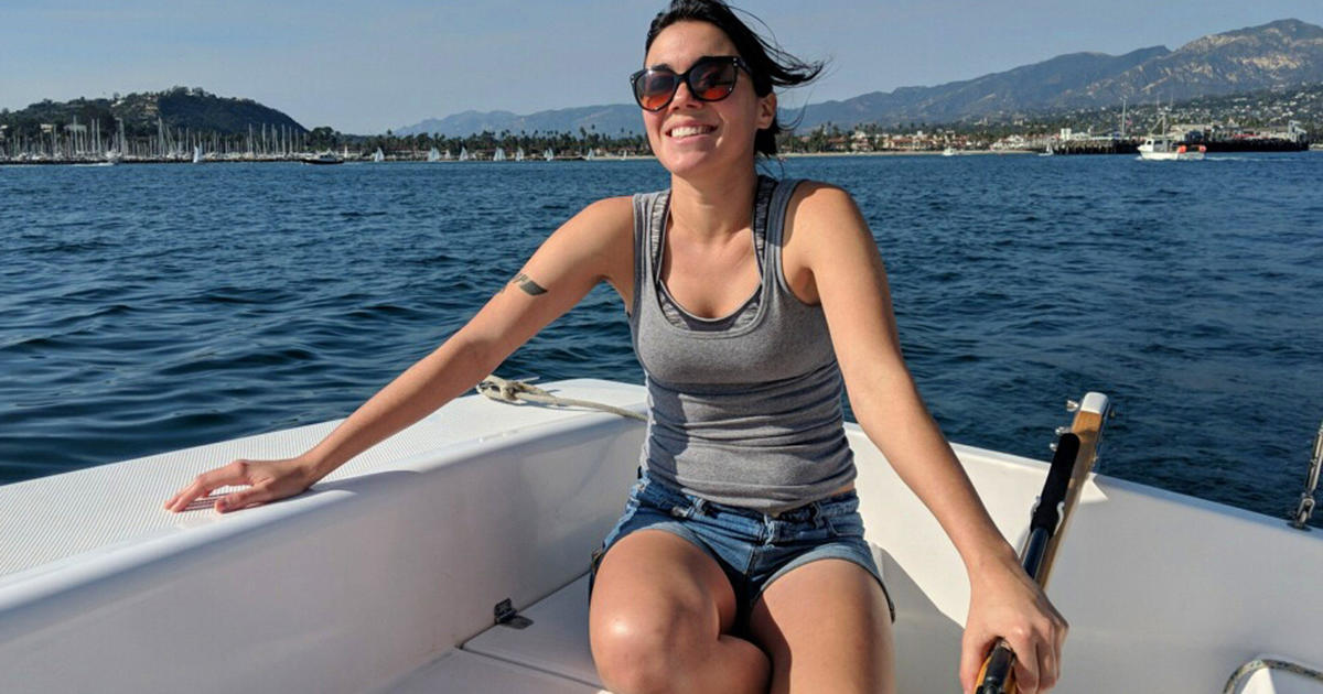 Only crew member to die in boat fire had just landed her dream job