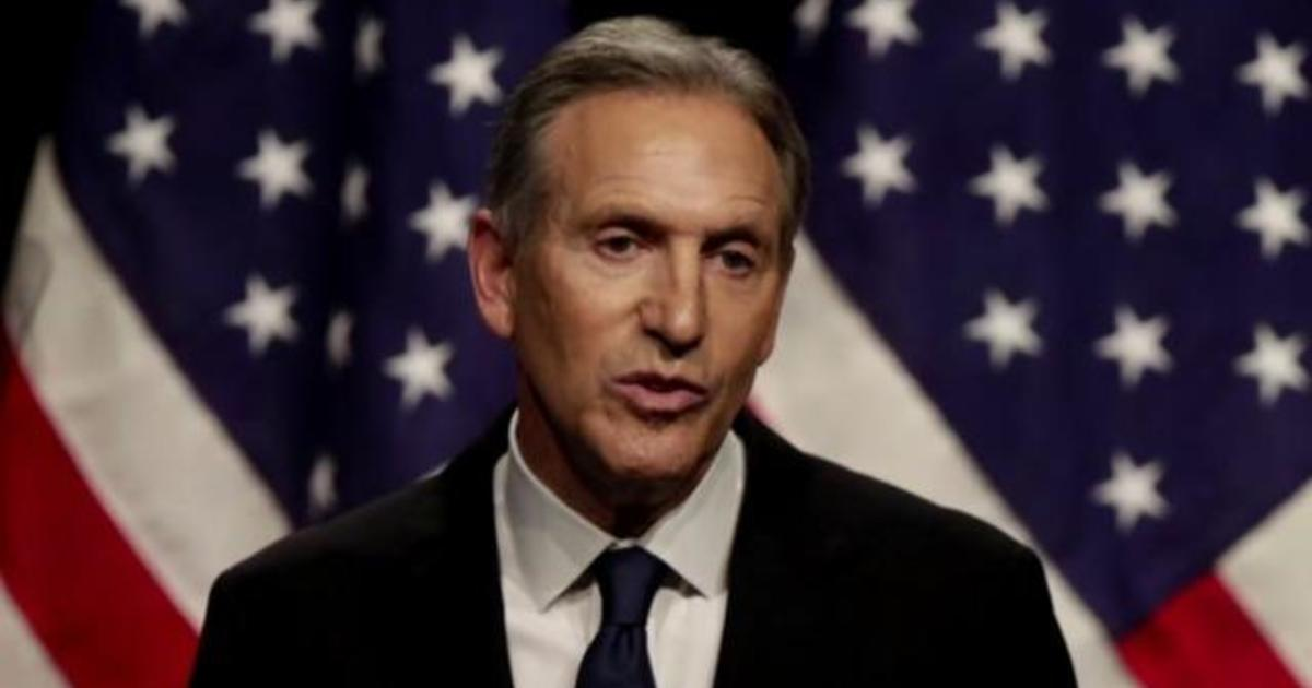 Howard Schultz opts out of race as Democratic candidates head to New Hampshire