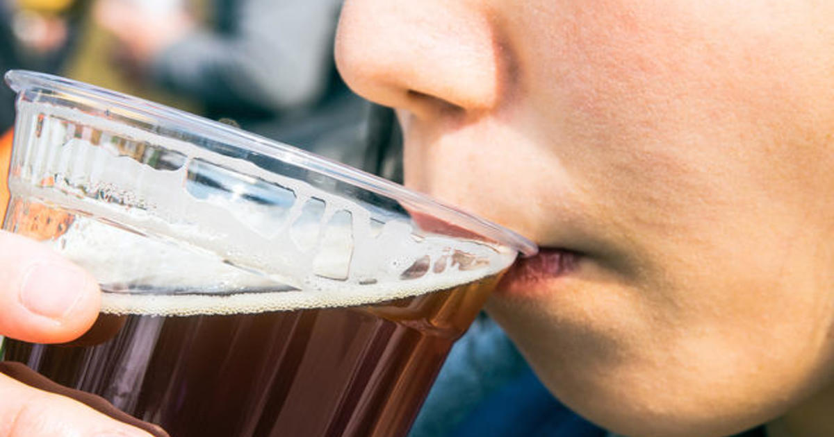 CBSN Originals takes a deeper look at issues surrounding binge drinking culture