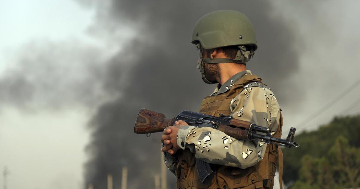 "Taliban warns U.S. ""will soon regret"" abandoning peace talks"
