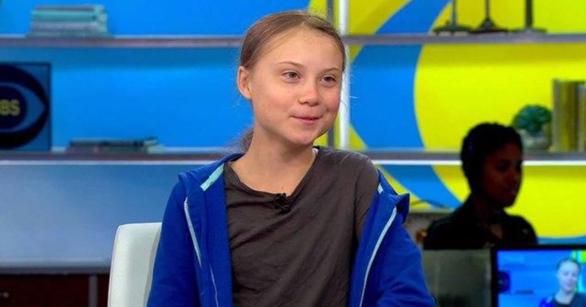 "Greta Thunberg on the ""advantage"" of Asperger's in fighting climate change: ""We need people who think outside the box"""