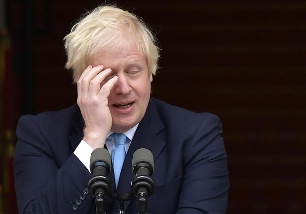 Johnson warned that general election 'is coming'