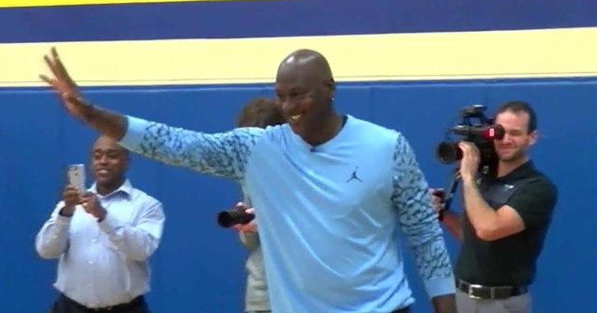 Flipboard: Michael Jordan donates $1 million to hurricane ...