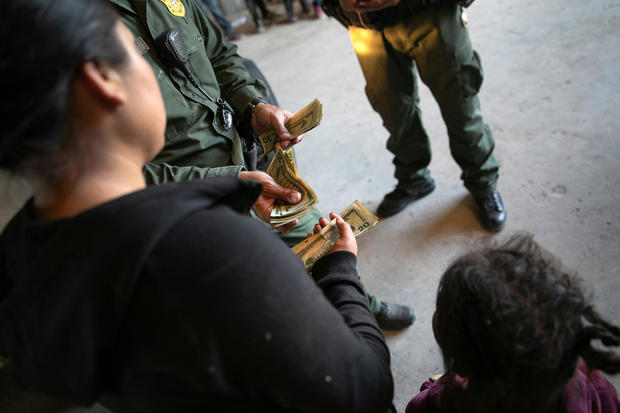 U.S. Border Agents Patrol The Rio Grande Valley In Texas